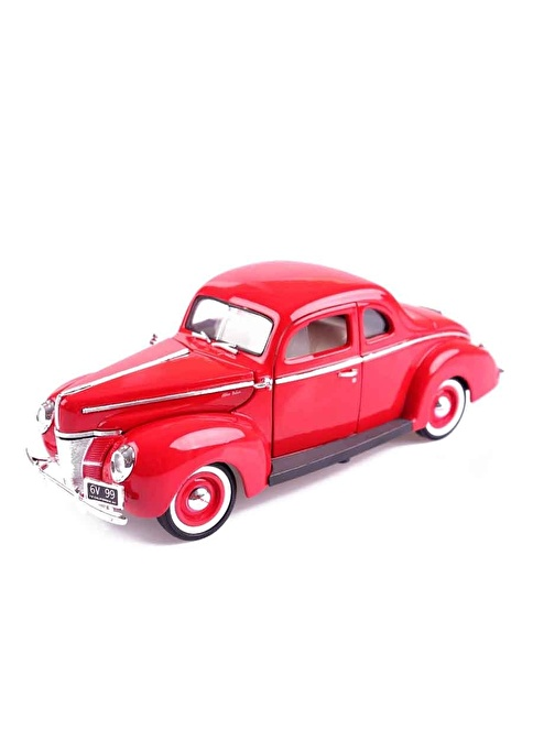 Motor Max 1940 FORD Deluxe 1/18  Renkli